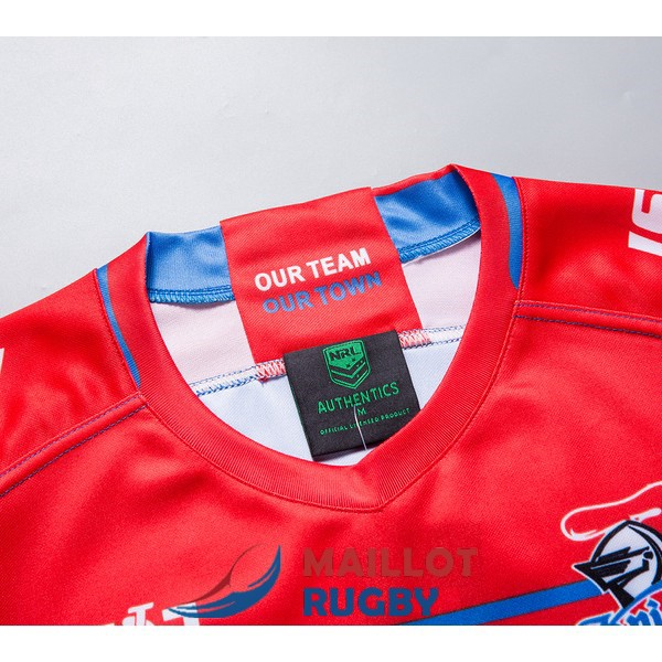 newcastle knights rugby maillot domicile 2019