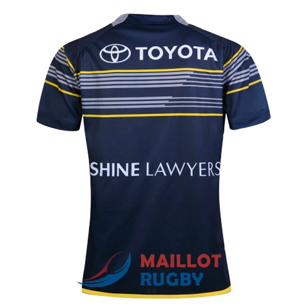 north queensland cowboys rugby maillot domicile 2017