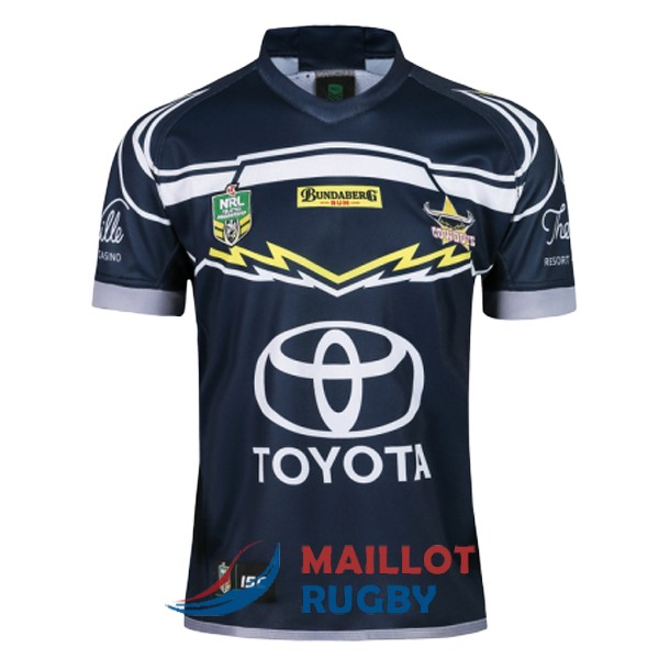 north queensland cowboys rugby maillot domicile 2018