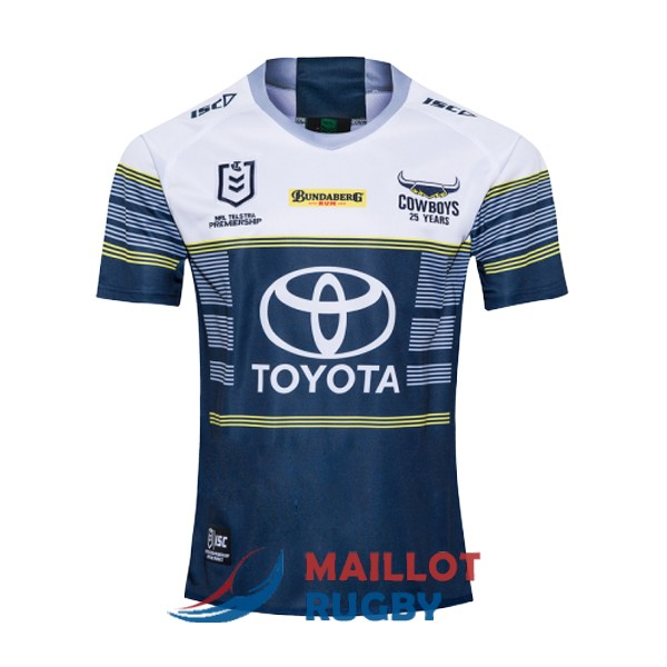 north queensland cowboys rugby maillot domicile 2019