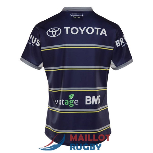 north queensland cowboys rugby maillot domicile 2021