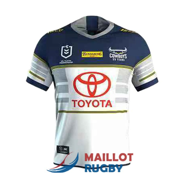 north queensland cowboys rugby maillot exterieur 2019