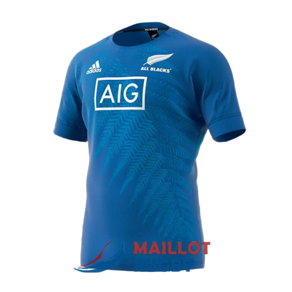 nouvelle-zelande rugby maillot entrainement 2019 [MY-367]
