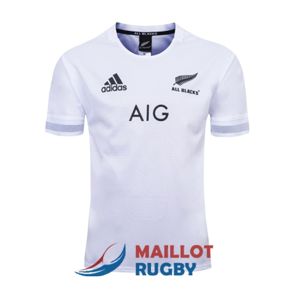 nouvelle-zelande rugby maillot exterieur 2019 [MY-364]
