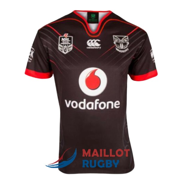 nouvelle-zelande warriors rugby maillot domicile 2017-2018 [MY-103]