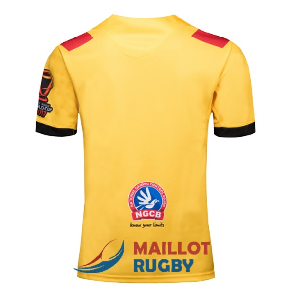 papouasie nouvelle guinee rugby RLWC maillot domicile 2017
