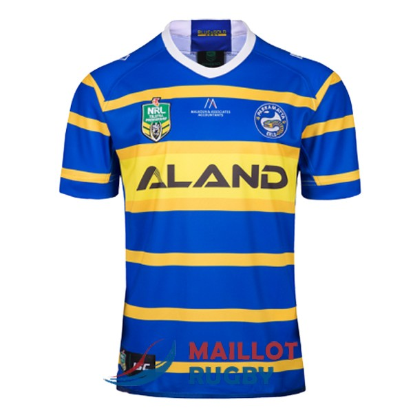 parramatta eels rugby maillot domicile 2018
