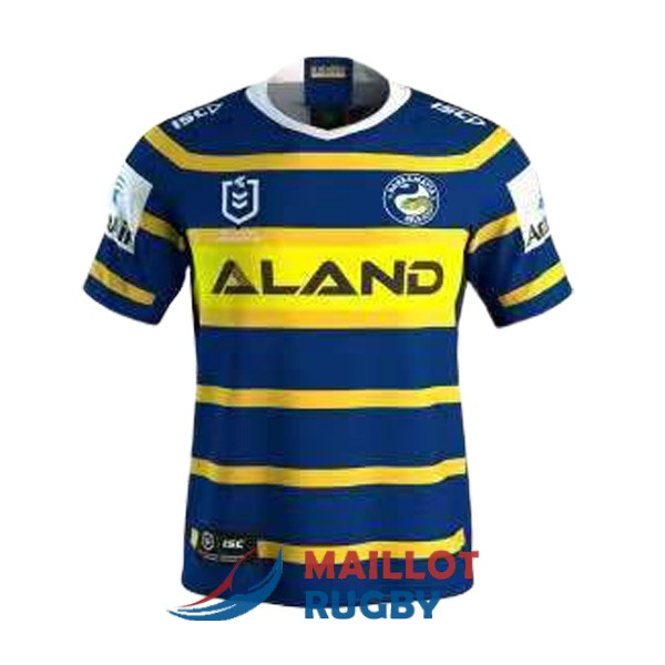 parramatta eels rugby maillot domicile 2019