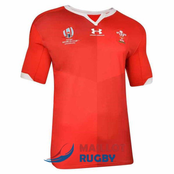 pays de galles rugby RWC maillot domicile 2019 [MY-340]