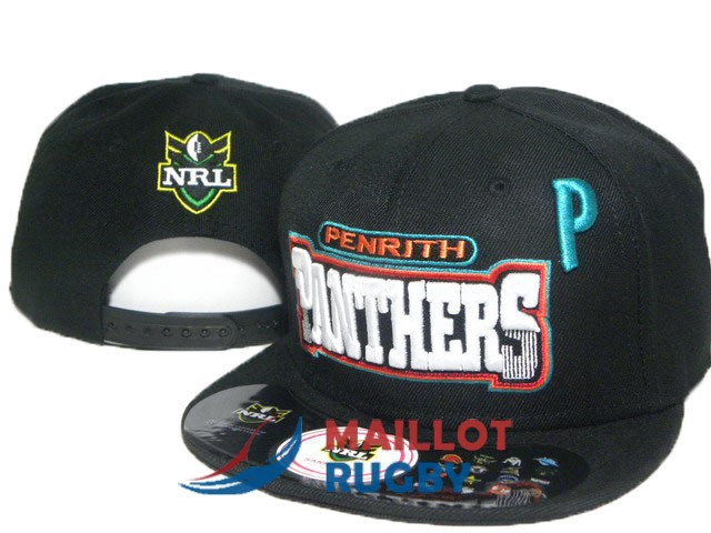 penrith panthers NRL casquettes noir