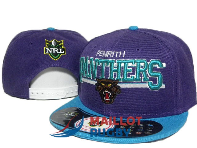 penrith panthers NRL casquettes violet bleu [MY-231]