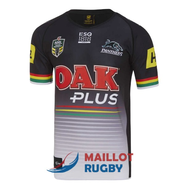 penrith panthers rugby maillot domicile 2018-2019