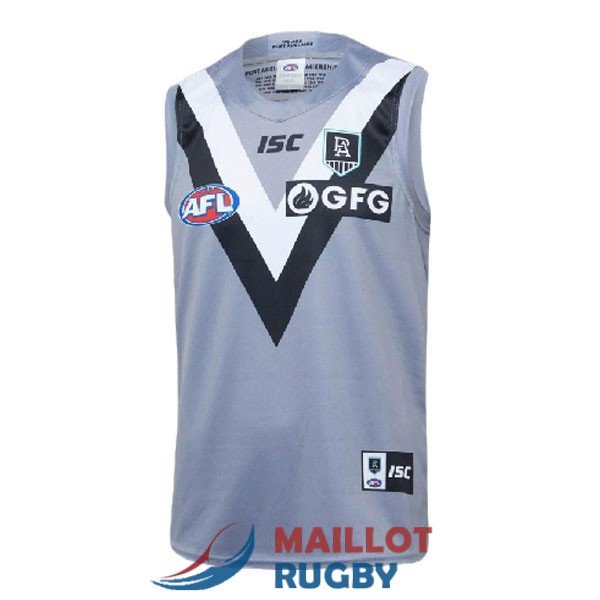 port adelaide AFL Guernsey maillot exterieur 2020-2021 [MY-20-9-25-19]