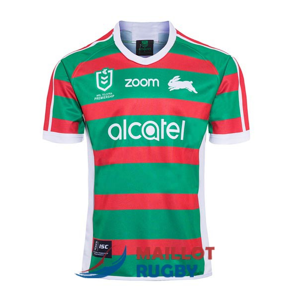south sydney rabbitohs rugby maillot exterieur 2020