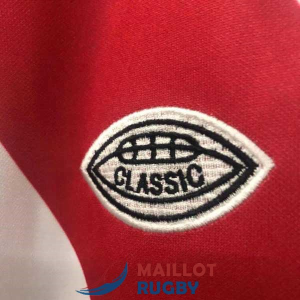 st george illawarra dragons rugby maillot rerto 1979