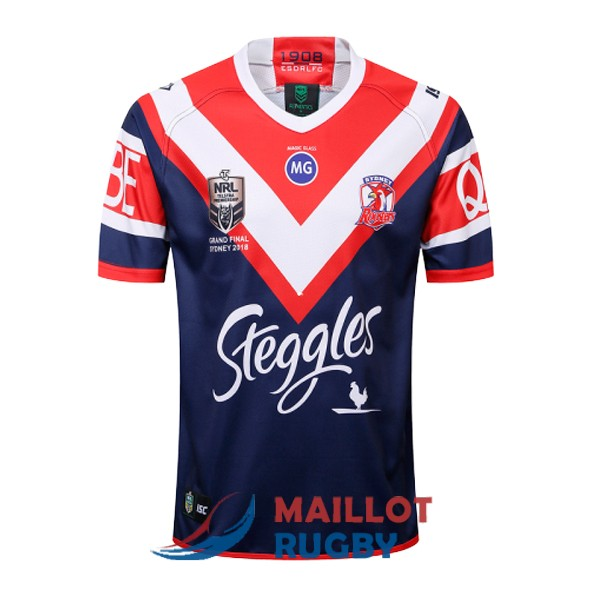 sydney roosters rugby maillot commemorative 2018