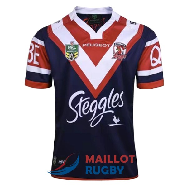 sydney roosters rugby maillot domicile 2016