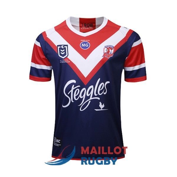 sydney roosters rugby maillot domicile 2019