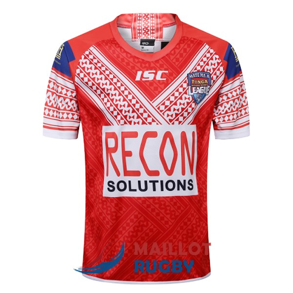 tonga rugby maillot domicile 2018-2019