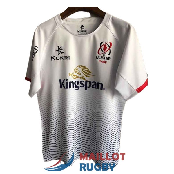 ulster rugby maillot domicile 2020-2021
