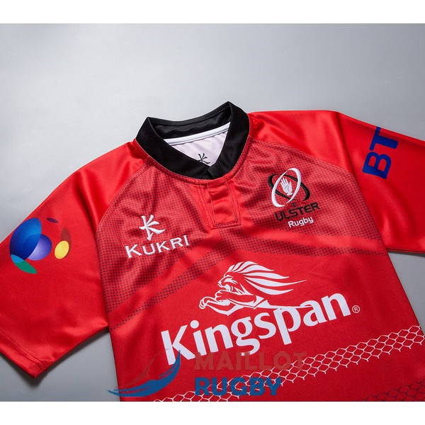 ulster rugby maillot exterieur 2019