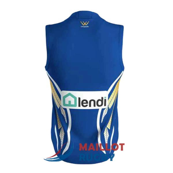 west coast eagles AFL Guernsey maillot commemorative 2019<br /><span class=