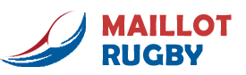 maillot rugby logo